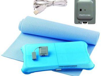Wii Memorex fitness starter kit - nové zár.2roky