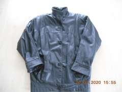 Fotka k inzerátu Prodám dámskou koženou bundu černou / 15623946