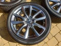 Fotka k inzerátu ALU KOLA Mazda 16- 19 MAZDA 3 MAZDA 6 MAZDA CX3 MAZDA CX5 Mazda ix30 / 15632721