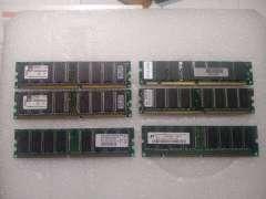 Fotka k inzerátu Paměťové moduly RAM DDR DIMM / 16164099