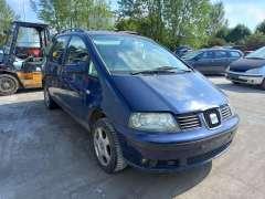 Fotka k inzerátu Seat Alhambra 1.8 ( AWC ) 110kW r.2000 modrá / 16957104