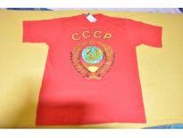 Fotka k inzerátu tričko CCCP / 8367415
