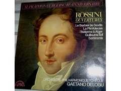 Fotka k inzerátu LP -  G. ROSSINI Overtury-  Gaetano DELOGU, r.1978 / 15443127