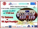TJ Ostrava – VK Agel Prostějov